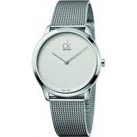 mens calvin klein minimal 40mm watch k3m2112y