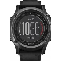 unisex garmin fenix 3 sapphire hr performer bundle alarm chronograph watch 0100133874
