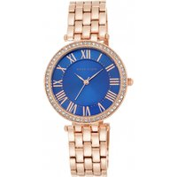 ladies anne klein watch ak/n2230cbrg