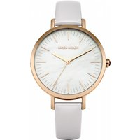 ladies karen millen watch km126prg
