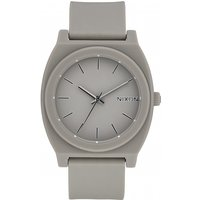 unisex nixon the time teller p watch a1192289