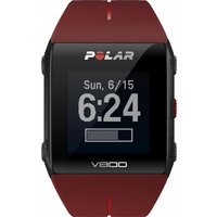 unisex polar v800 bluetooth heart rate monitor gps smart alarm chronograph watch 90060774