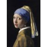'Magnetic Pieces - Vermeer Johannes: The Girl With A Pearl Earring, 1665