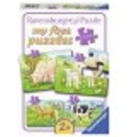 9 Puzzles - My First Puzzles Ravensburger