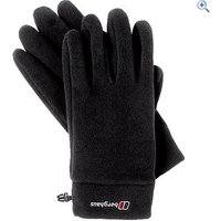 Berghaus Spectrum Mens Fleece Gloves - Size: S - Colour: Black