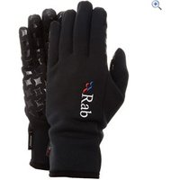 Rab Mens Phantom Grip Gloves - Size: L - Colour: Black
