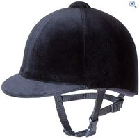 Champion CPX 3000 Riding Helmet - Size: 7 1/2 - Colour: Black