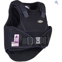 Champion Flexair Childrens Body Protector (XS) - Colour: Black / Grey