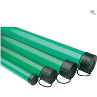 Leeda 2.5 x 6ft Green Fishing Rod Tube - Colour: Green