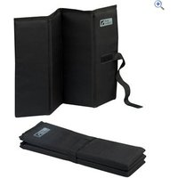 Trekmates Folding Sit Mat - Colour: Black