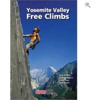 Cordee Yosemite Valley Free Climbs Guide