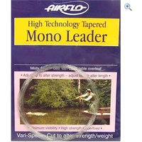 Airflo Tapered Mono Leader- 9ft- 6X- 3lb