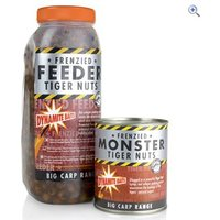 Dynamite Baits Frenzied Tiger Nuts 890g Fishing Carp Bait