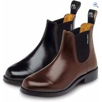 Harry Hall Buxton Ladies Jodhpur Boots - Size: 4.5 - Colour: Black