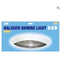 Maypole Halogen Awning Light 12V 10W - Colour: White