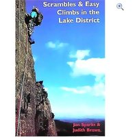 Grey Stone Publishing Scrambles and Easy Climbs in The Lake District Guidebook