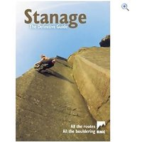BMC Stanage - The Definitive Guide Book