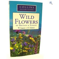 Collins Nature Guide: Wild Flowers of Britain & Europe