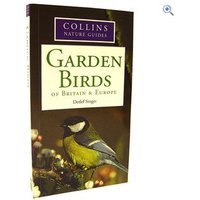 Collins Nature Guide: Garden Birds of Britain & Europe