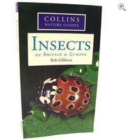 Collins Nature Guide: Insects of Britain & Europe