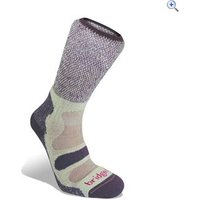Bridgedale Womens Active Light Hiker Socks - Large - Colour: Purple
