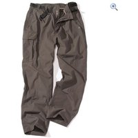 Craghoppers Mens Classic Kiwi Trousers (Regular) - Size: 34 - Colour: Bark
