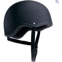 Champion Junior Plus Riding Helmet - Size: 3 1/2 - Colour: Black