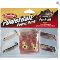 Berkley Perch Ripple Pro Pack - Colour: MULTI