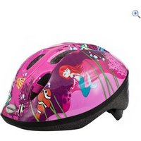 Raleigh Little Terra Mermaid Helmet - Colour: Pink