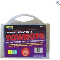Streetwize Tow Rope 2.5 Tonne