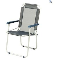 Quest Comfort Camp Aluminium Folding Chair