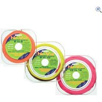 Middy Tackle Hiv Viz 14-16 Carpbuster Elastic - Colour: Neon Pink - White