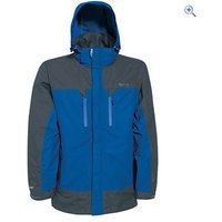Regatta Calderdale Mens Waterproof Jacket - Size: L - Colour: OLYMPIAN BLUE
