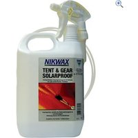 Nikwax Tent and Gear SolarProof (2.5 litre)