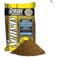 Sensas Crazy bait Carp Method Feeder, 2kg