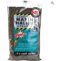 Dynamite Baits Marine Halibut Pellets 6mm 1 Kg Fishing Match Bait