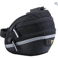 Topeak Wedge Pack II (Medium) Saddle Bag - Colour: Black