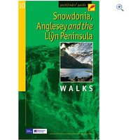 Pathfinder Guides Snowdonia, Anglesey & the Llyn Peninsula Walks