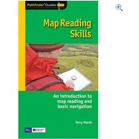 Pathfinder Guides Map Reading Skills Guide Book