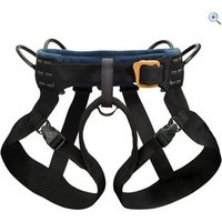 Black Diamond Bod Harness - Size: M - Colour: Black
