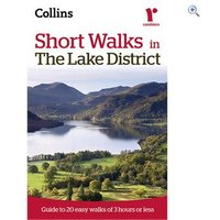 Collins Ramblers Guides - Short Walks in The Lake District