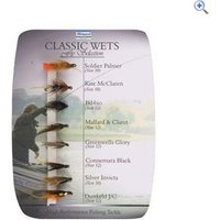Shakespeare Number 4 Classic Wets Fly Selection