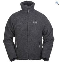 Rab Double Pile Mens Fleece Jacket - Size: L - Colour: Grey