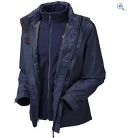 Hi Gear Trent Mens 3-in-1 Jacket - Size: S - Colour: Navy