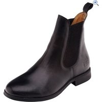 Harry Hall Silvio Childrens Jodhpur Boots - Size: 11 - Colour: Black
