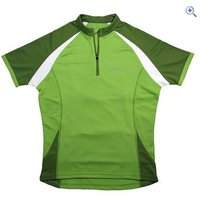 Polaris Farron Womens Cycling Jersey - Size: 12 - Colour: Lime