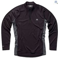 Polaris BL Zip BaseLayer - Size: S - Colour: DARK SLATE