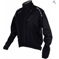 Polaris Aqualite Extreme Mens Cycling Jacket - Size: M - Colour: Black