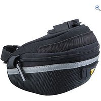 Topeak Wedge Pack II (Small) Saddle Bag - Colour: Black