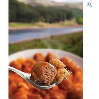 Wayfayrer Meatballs & Pasta In Tomato Sauce Ready-to-Eat Camping Food